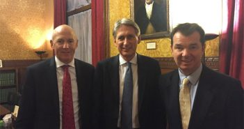 John Stevenson MP Meets with Chancellor to Discuss A69