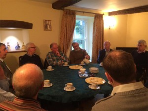 John meeting with the NFU to discuss issues facing local agriculture