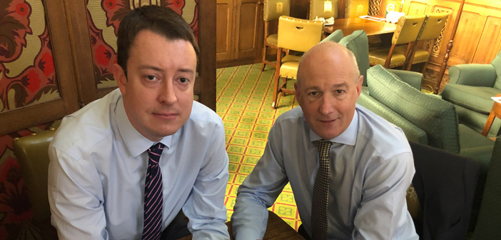 Meeting with Simon Clarke to discuss Victoria Viaduct Closure