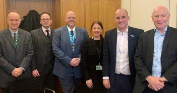 Cumbrian MPs Meeting
