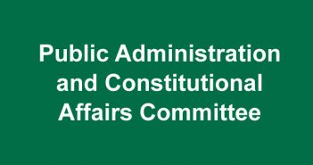 Puiblic Administration and Constitutional Affairs Committee