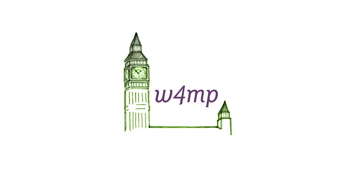 Work for your MP logo