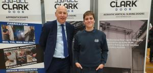 John at Carlisle Skills Fair 2020