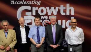Visit to Mars as Chair of the APPG Food and Drink Manufacturing group