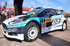 Pirelli International Rally